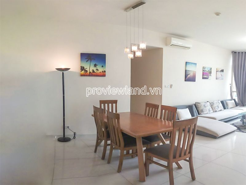 Apartment for sale with 3 bedrooms in The Vista An Phu low floor view highway