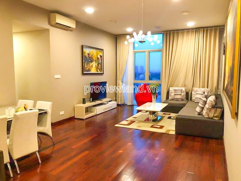 The Vista 3-bedroom apartment for sale low floor with beautiful river view