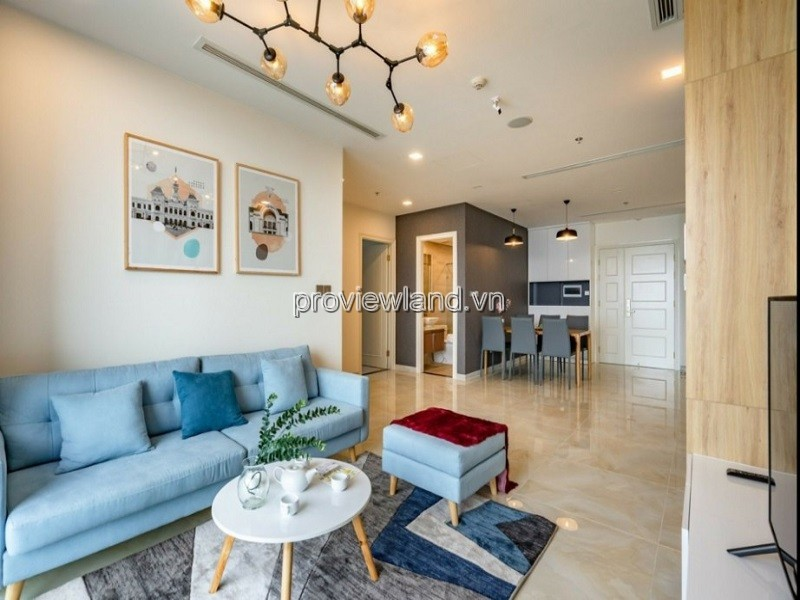 Vinhomes Golden River apartment with 3 bedrooms high floor Lux 6 river view