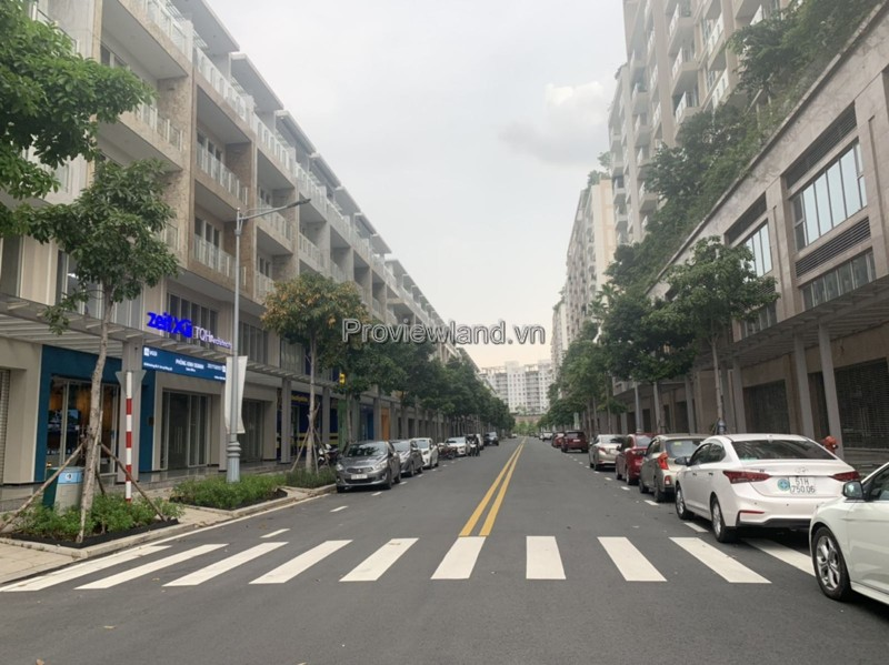 Shophouse for rent Sala area Hoang The Thien street