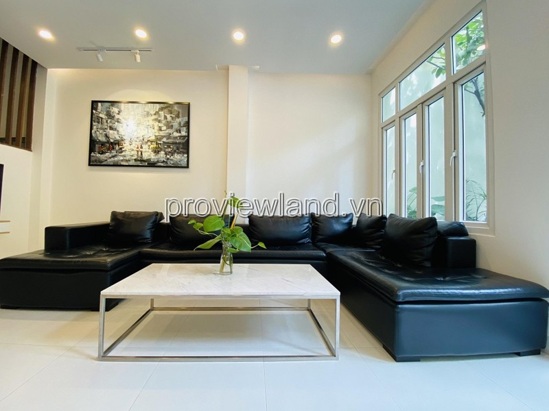 Villa for sale in Thao Dien 500m2 with 5 bedrooms