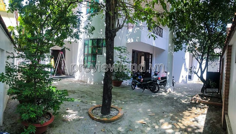 Villa for sale in District 2, Tran Nao street, 2 floors, area 227m2, pink book