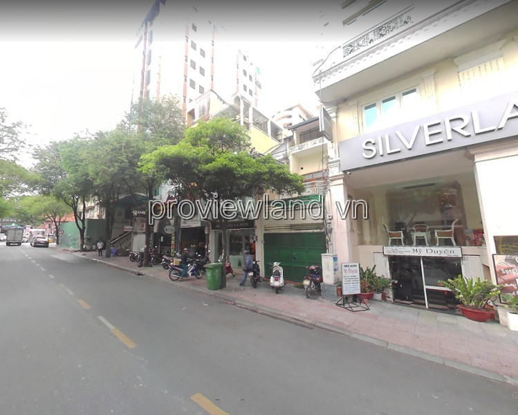 House for sale in District 1, Thai Van Lung street, area 4x24m, 4 floors