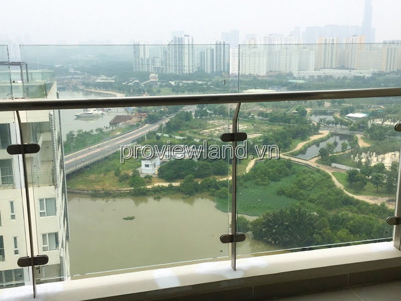 Apartment for rent Dual key Diamond Island 3 bedrooms with Saigon river view
