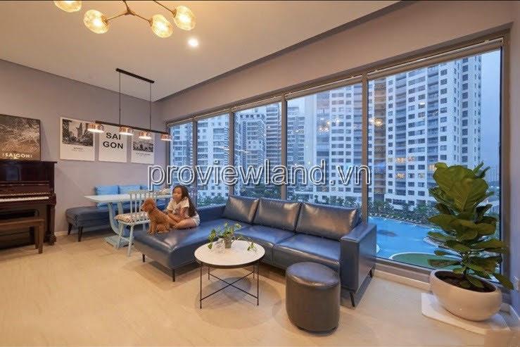 Đảo Kim Cương cho thuê căn hộ full nội thất 3 phòng ngủ giá tốt