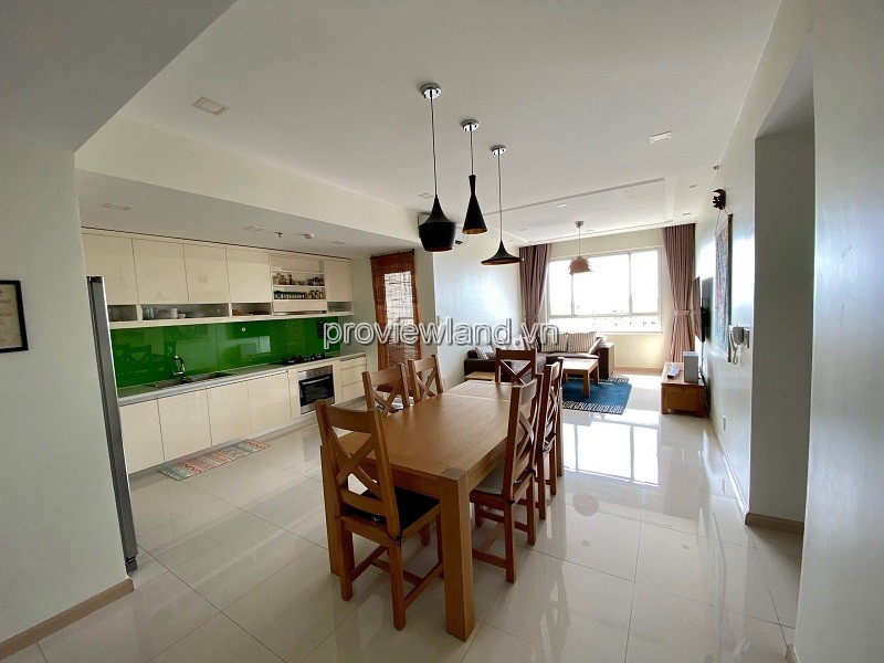 Apartment for sale in Tropic Garden equipped with 3 bedrooms
