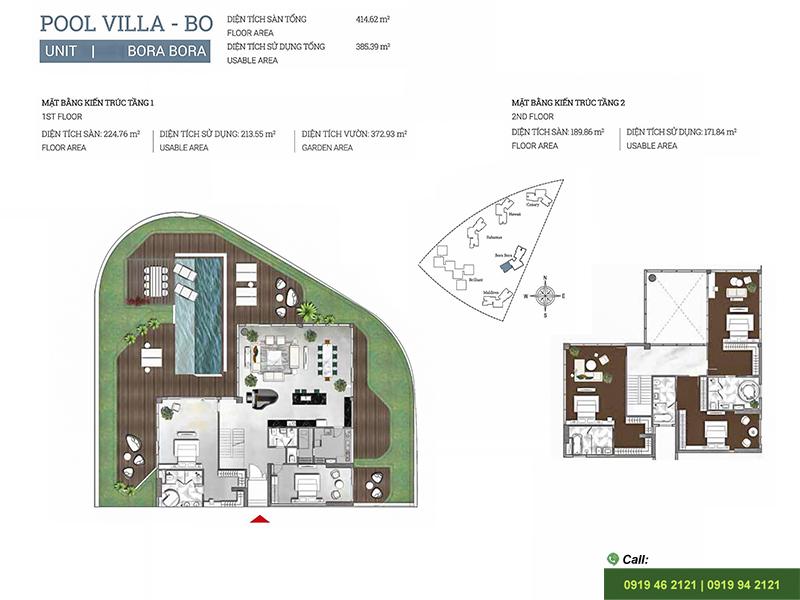 Diamond-Island-DKC-Bora-Bora-layout-Pool-Villa-787m2