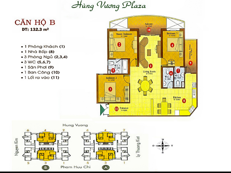 Hung-Vuong-Plaza-layout-mat-bang-can-ho-3PN-A34-B34