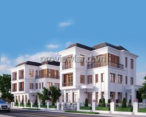 Updated shopping cart on November 2020 Vinhomes Tang Cang villas for sale, priced from 88 billion vnd