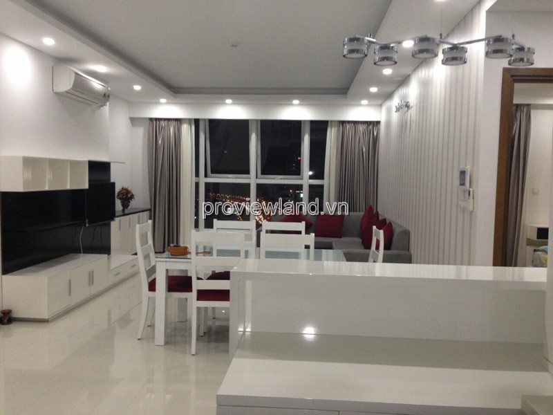 Thao Dien Pearl apartment for sale in district 2, 135sqm, high floor, river view, good price