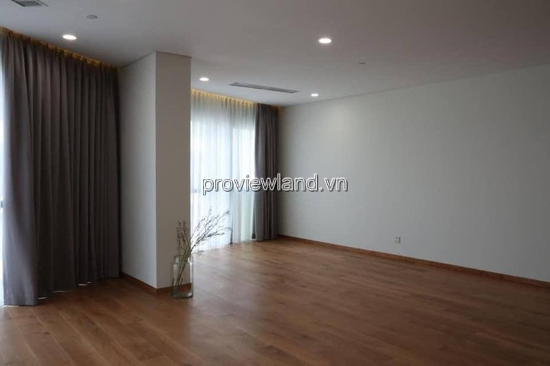 Penthouse for rent in City Garden, 2 floors, area 321sqm, 4BRs