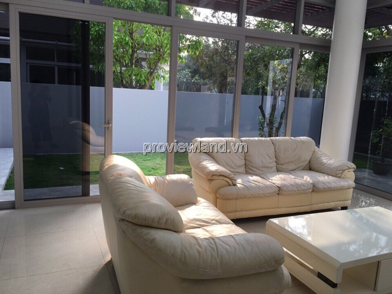 Riviera Cove villa for rent District 9, fully furnished, 406m2, 4 bedrooms