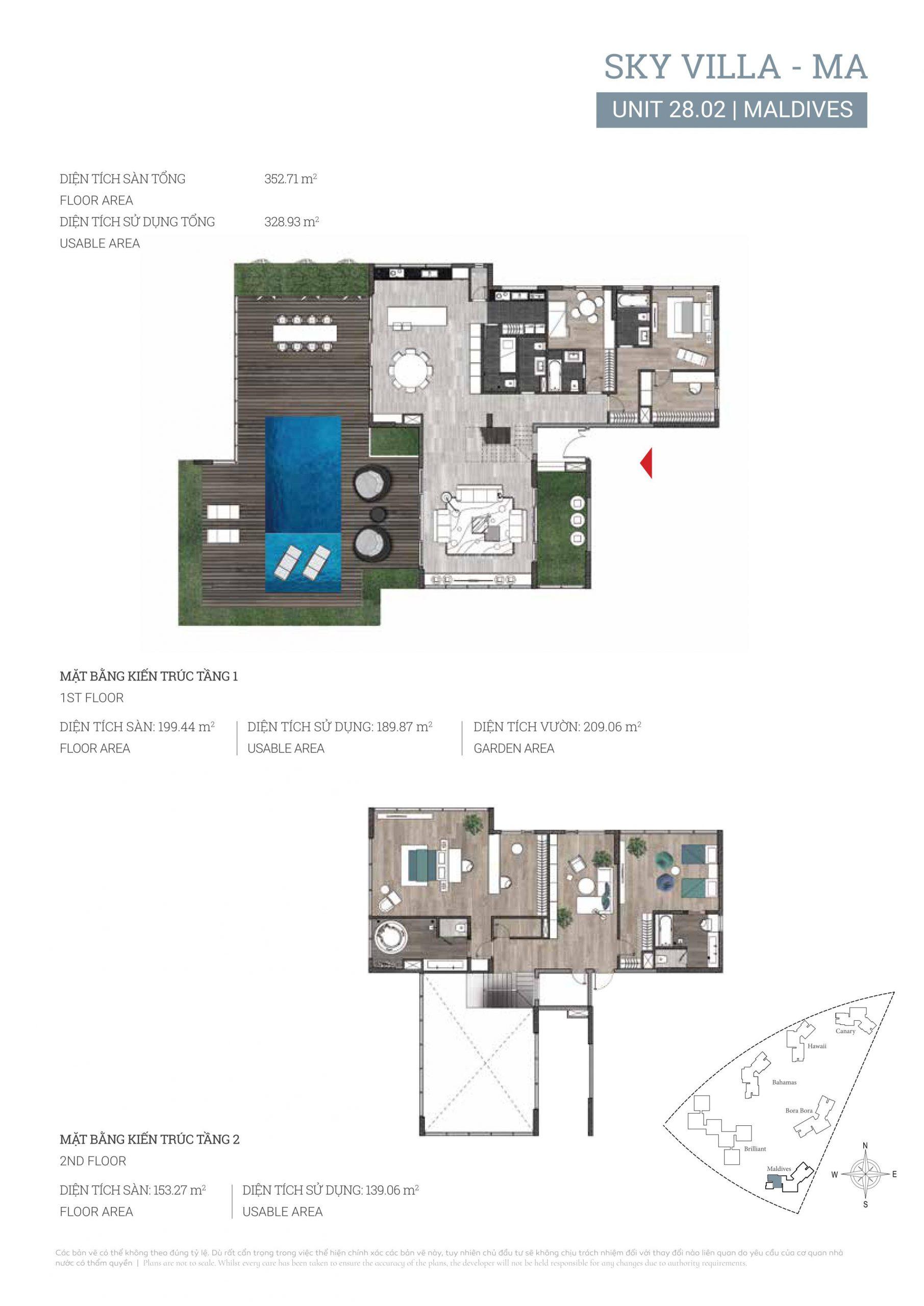Layuot Penthouse DKC MA-28.02
