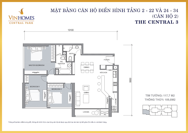Vinhomes-Central-Park-C3-layout-mat-bang-can-ho-3pn-117.7m2