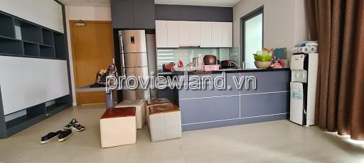 Cho thuê căn hộ Diamond Island tháp Canary tầng thấp, 2 phòng ngủ, nội thất đầy đủ