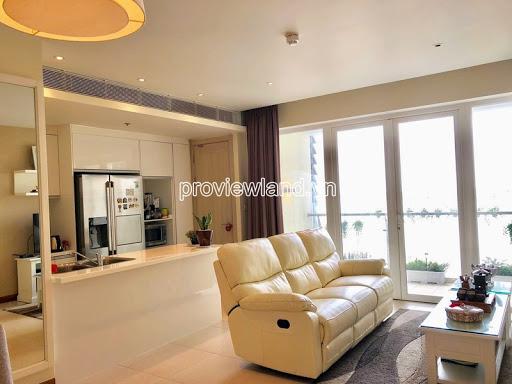 Căn hộ cao cấp Đảo Kim Cương cần bán với 2 phòng ngủ, nội thất Ascott