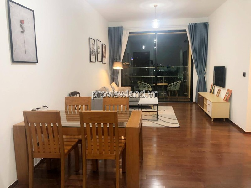 D'edge apartment for rent middle floor, 2 bedrooms with basic furniture