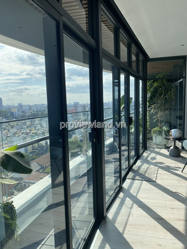 City Garden 2 bedroom apartment for sale with area of ​​144m2 fully furnished