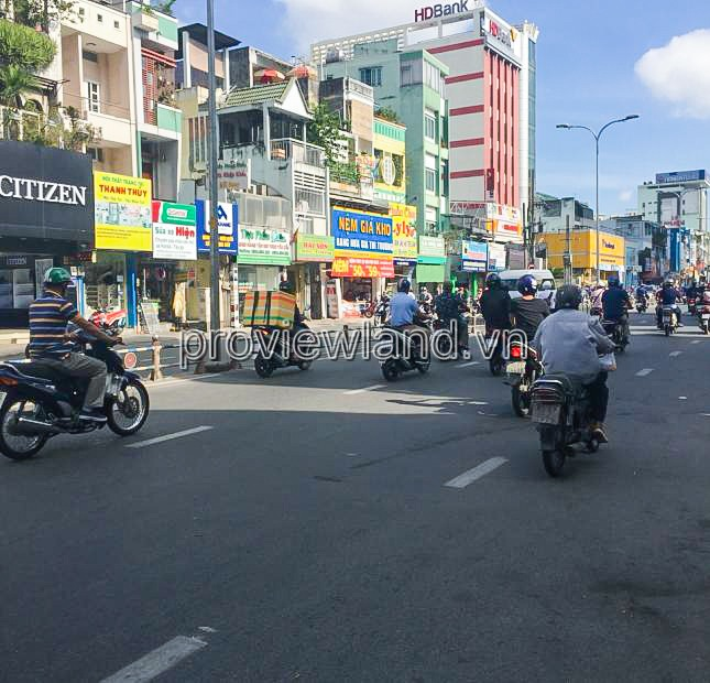 Office building for sale in Phu Nhuan, Nguyen Trong Tuyen street, 8.1x25m