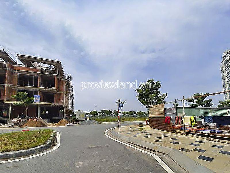 Saigon Mystery Villas bán lô đất xây biệt thự khu Compound có DT đất 355m2