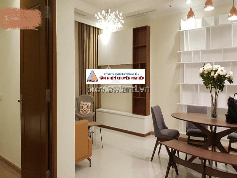 Vinhomes Central Park for rent fully furnished modern 3 bedrooms