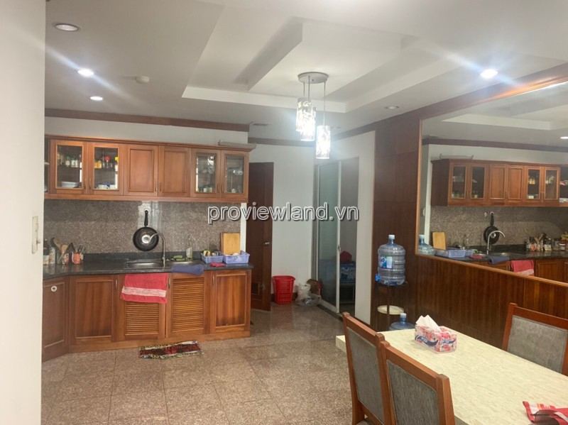 Apartment for rent at good price Hoang Anh Riverview comes with furniture
