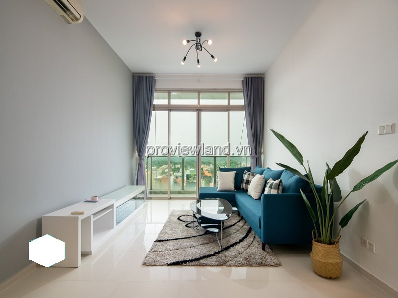 Apartment for rent in The Vista 1st floor T3 tower fully furnished with 2 bedrooms