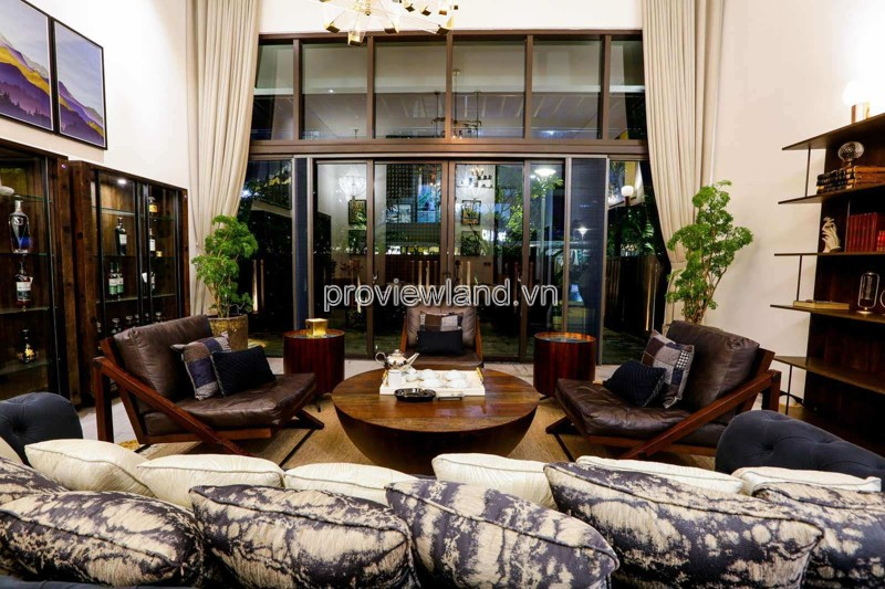 Estella Heights apartment transplant for sale includes 4BRs 310m2 fully furnished