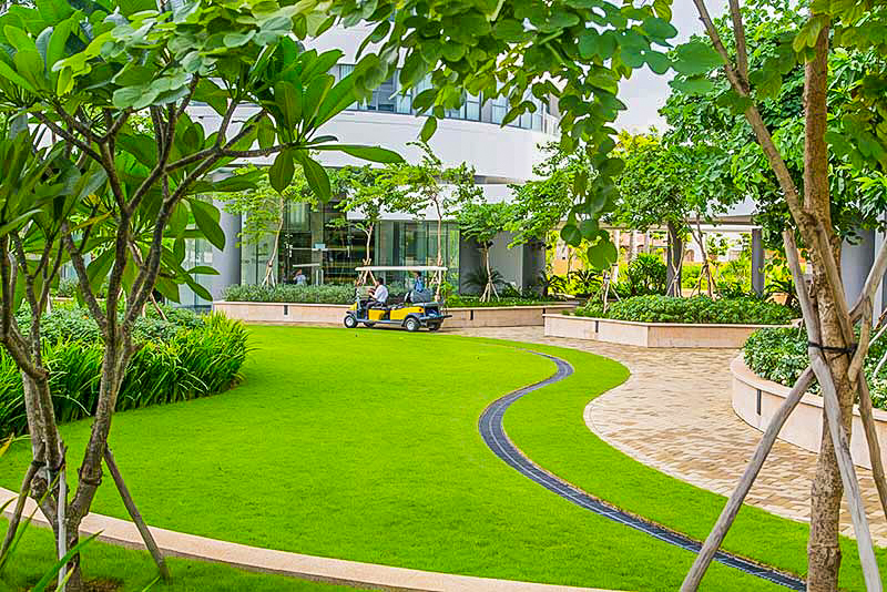 thue can ho city garden