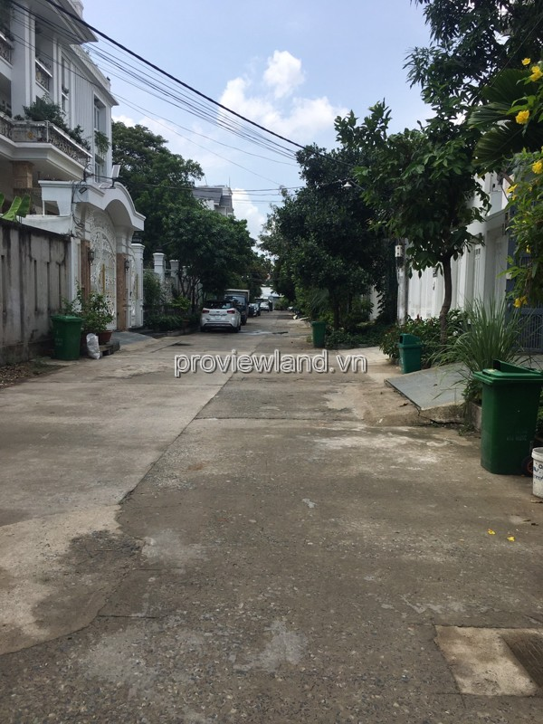 Alley land Xuan Thuy residential land quiet residential area for sale
