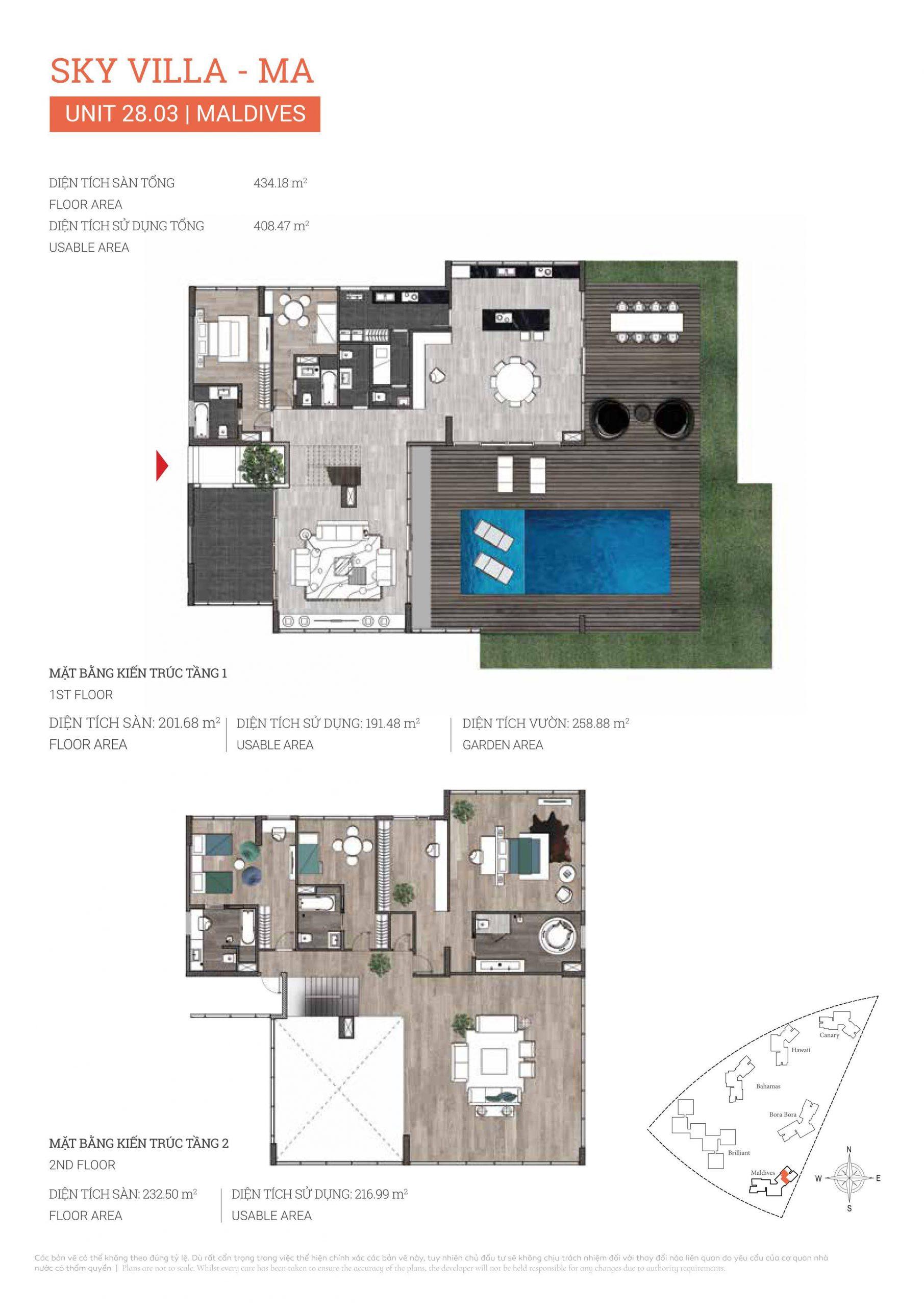 Layuot Penthouse DKC MA-28.03